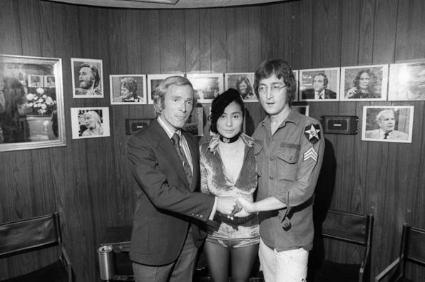 Yoko Ono Through The Years Rolling Stone