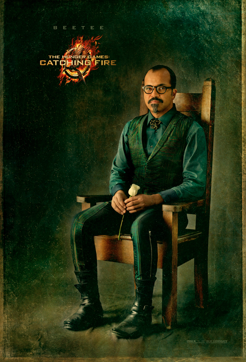 The Hunger Games Catching Fire Pictures Rolling Stone