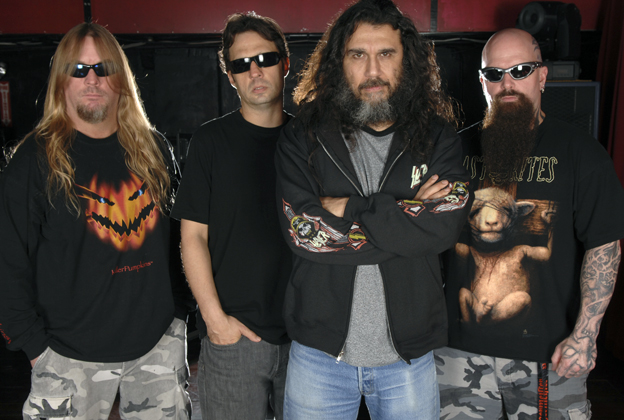 Slayer Graffiti Mistaken for Hate Crime by Police