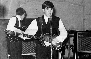 the beatles first song