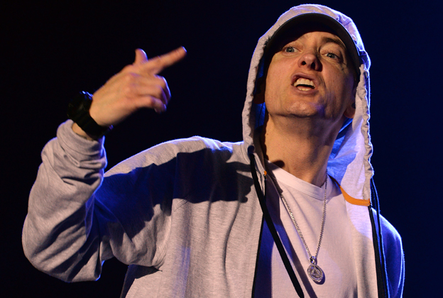 On the Charts: Eminem and Avenged Sevenfold Burst Pop's Bubble