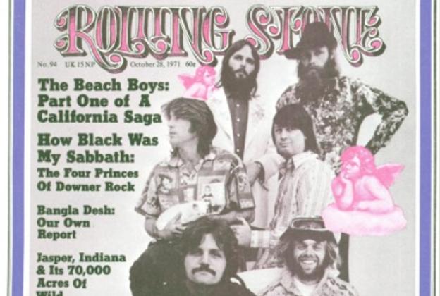 Beach Boys A California Saga Rolling Stone