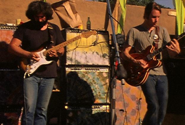 Grateful Dead Roll Through 'One More Saturday Night' Live