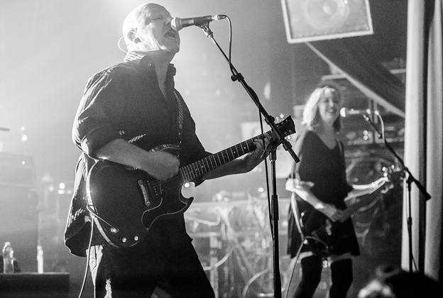 The Pixies Roar Through New Songs in Los Angeles
