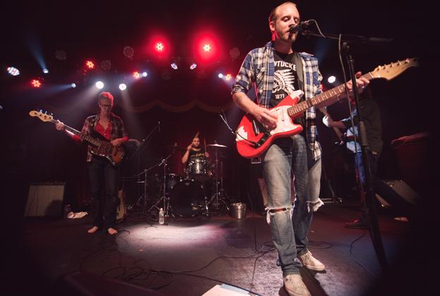 Deer Tick Cover Nirvana's 'In Utero' Live in Brooklyn
