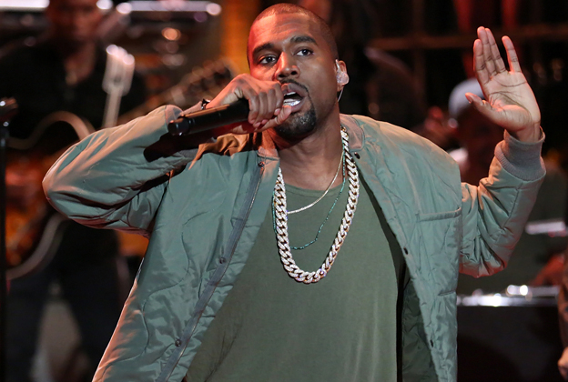 Kanye West Charged in Airport Scuffle