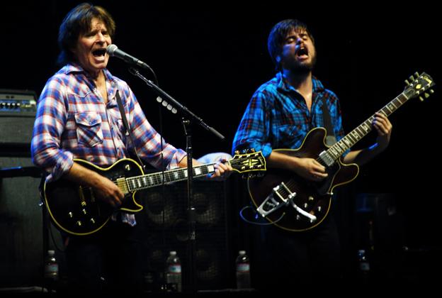 Behind Mumford & Sons' Jam With John Fogerty