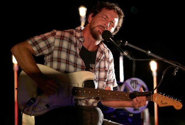 Eddie Vedder Strips Down With Neil Finn on Cover Tune