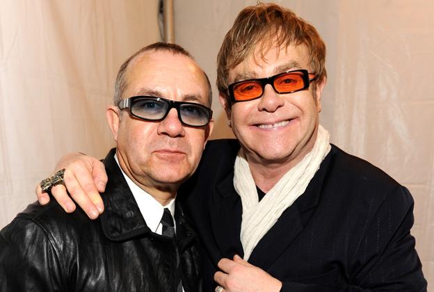 Bernie Taupin on Elton John's New LP: 'It's Kudos All Around'