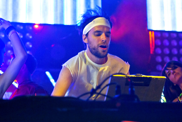 Girl Talk Debuts New Song with Freeway