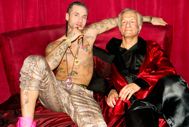 Inside Riff Raff S Weird World Rolling Stone