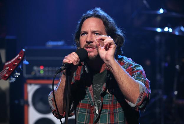 'Fallon' Celebrating 'Lightning Bolt' With Pearl Jam Week