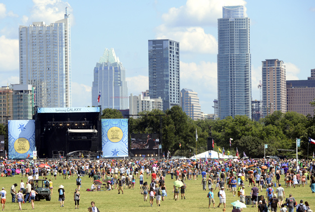 Austin City Limits Cancels Final Day of Festival