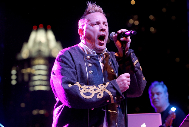 Q&A: John Lydon Feels 'Fantastic' About Icon Award