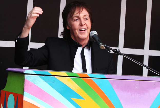 Paul McCartney Plays Intimate Live Set for the BBC