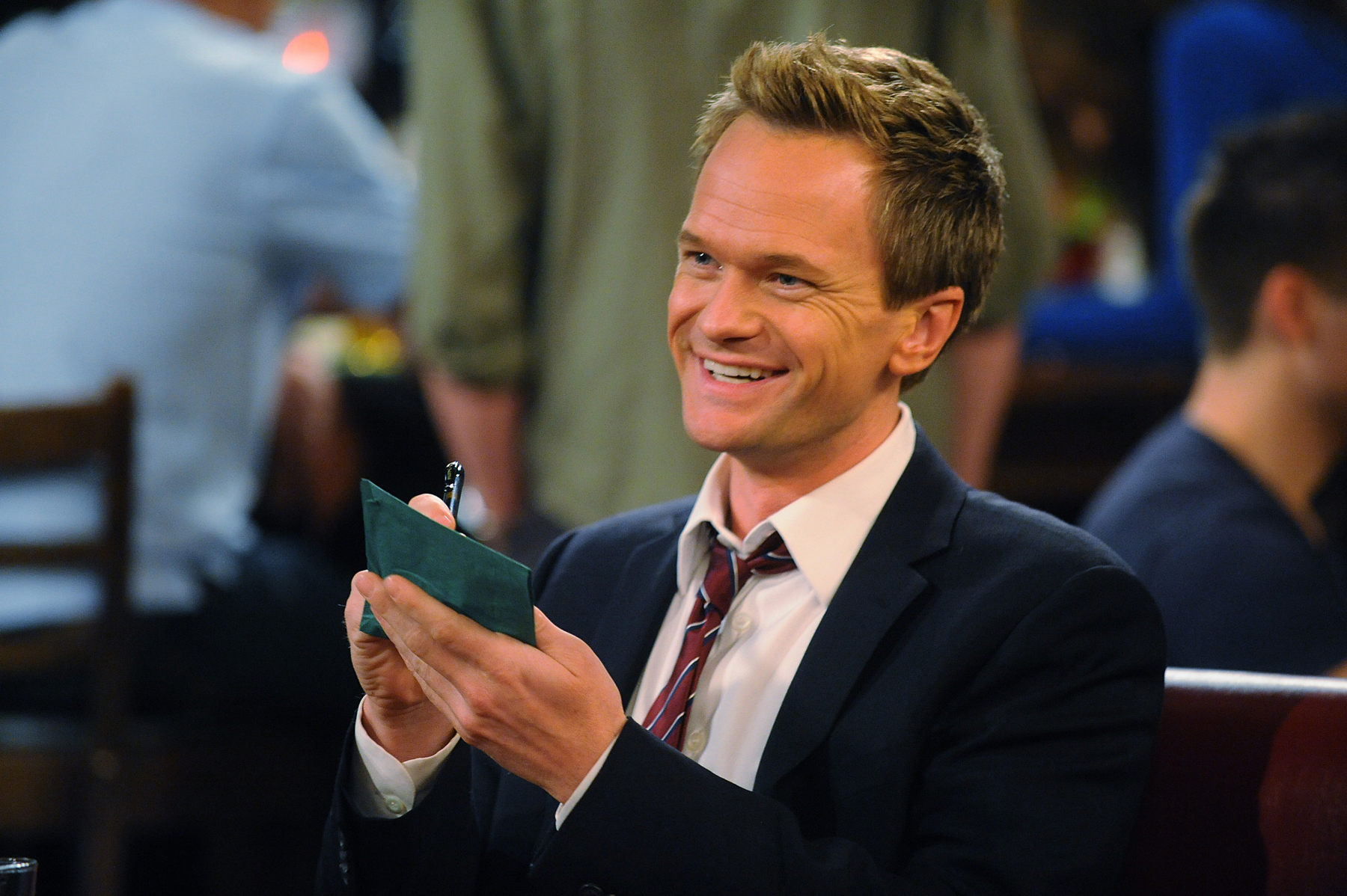 Himymania The 30 Best How I Met Your Mother Moments Rolling Stone