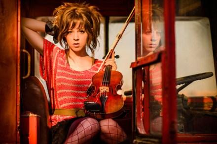 Lindsey Stirling, 'Transcendence (Orchestral Version