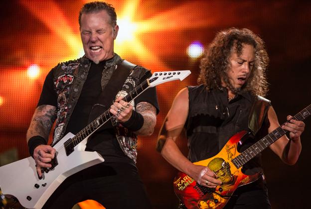 Metallica to Play Antarctica