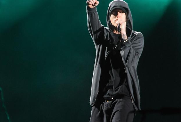 Eminem to Sit for Fan Q&A on SiriusXM