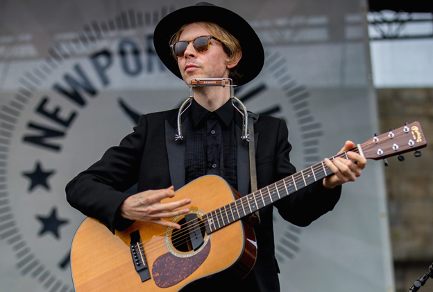 Beck Returns to 'Sea Change' Vibe for February LP 'Morning Phase'