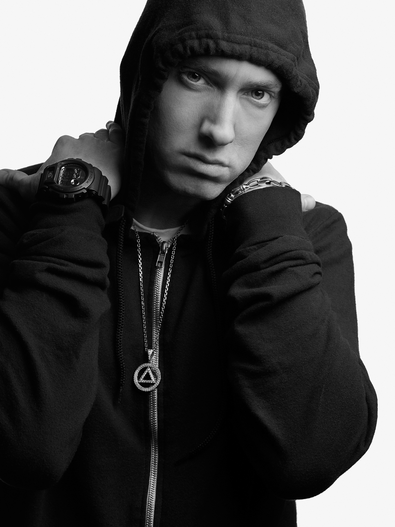 Eminem Q&A Exclusive: The Making of 'The Marshall Mathers LP 2'