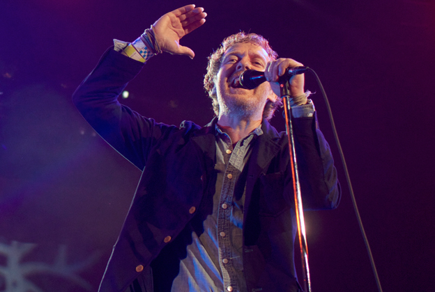 Glen Hansard Covers Springsteen's 'Drive All Night' – Song Premiere