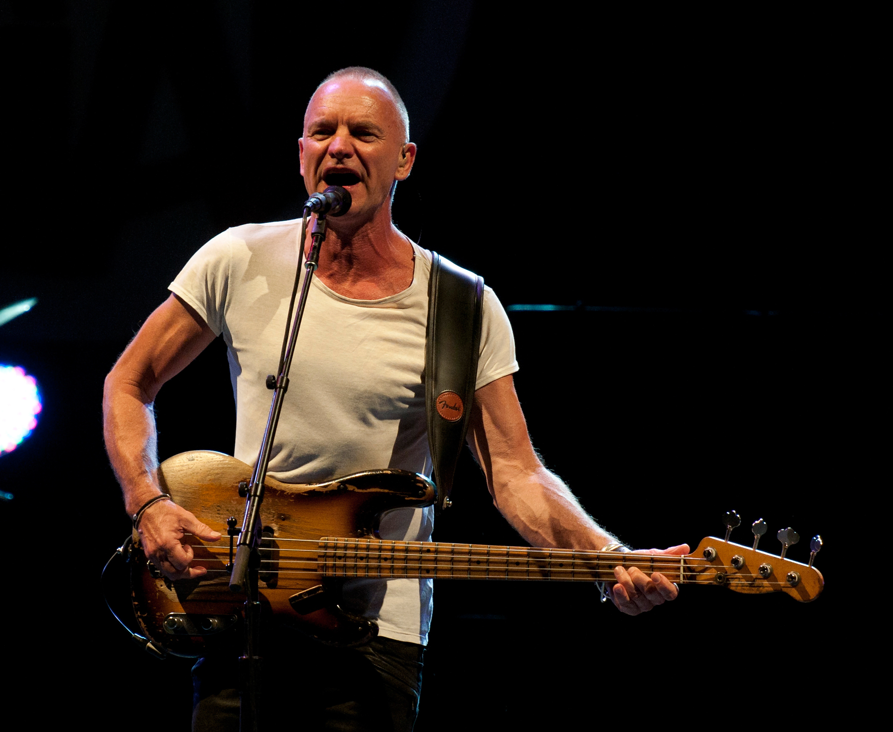 Sting and Paul Simon Hitting the Road in Joint National Tour