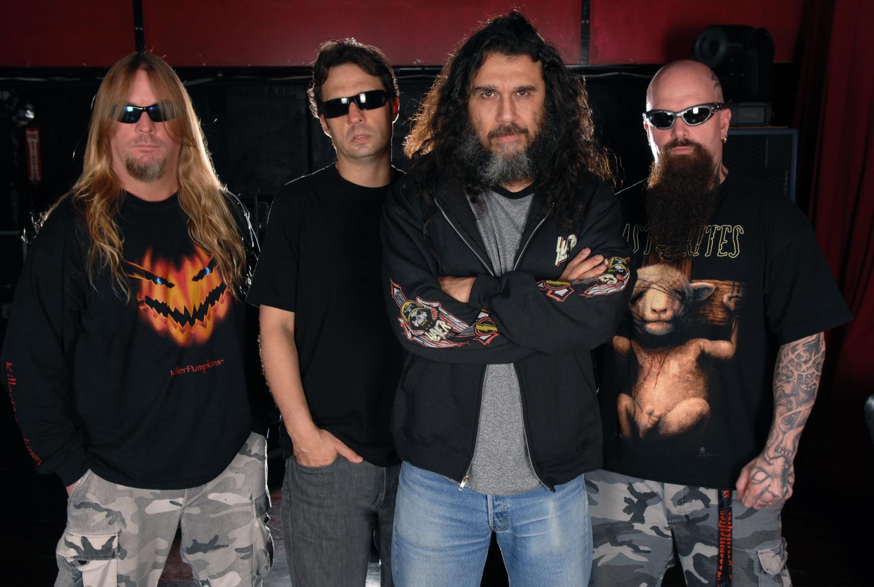 Slayer Forge On After Jeff Hanneman's Death