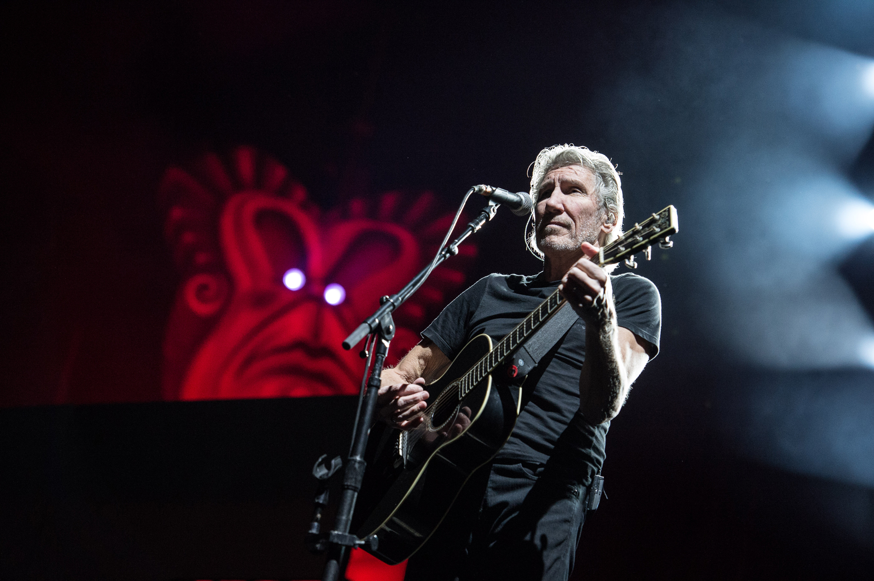 Roger Waters Recording First Rock Album in Over Two Decades