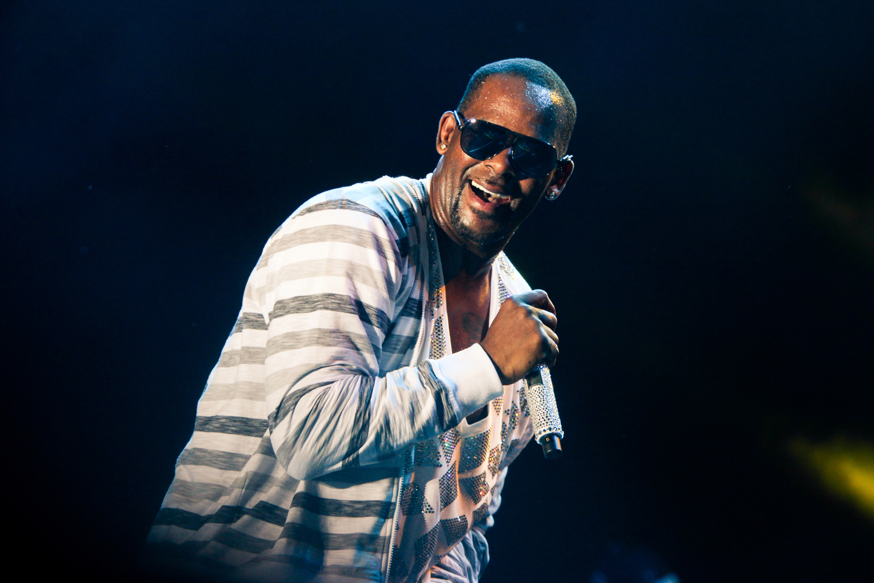 Justin Bieber and R. Kelly Join Forces on R&B Song