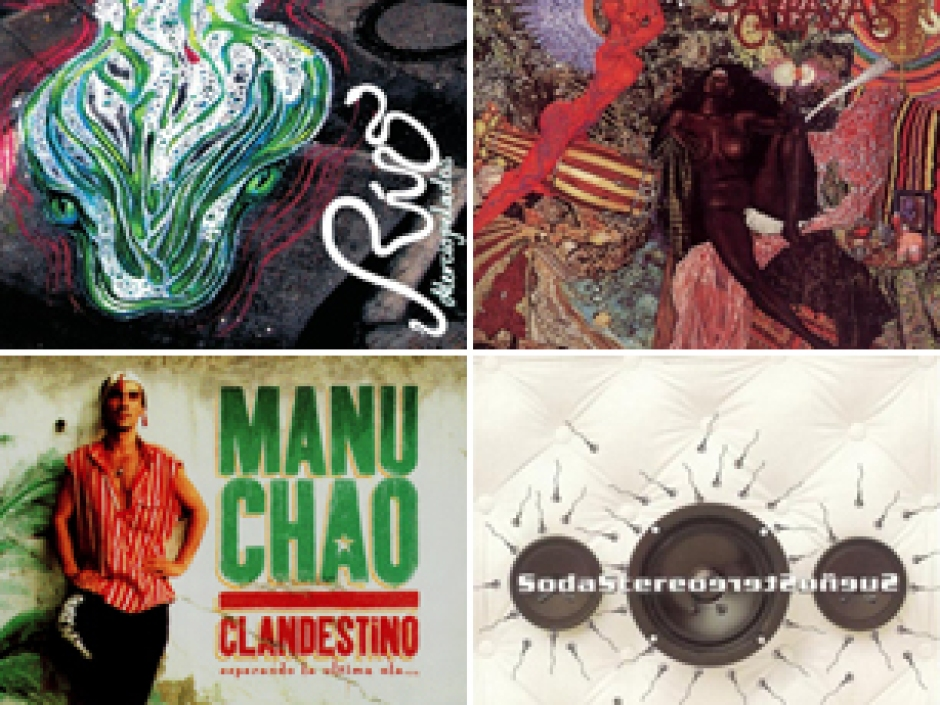 The 10 Greatest Latin Rock Albums of All Time – Rolling Stone