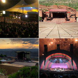 The Best Amphitheaters in America