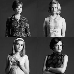 The Women of 'Mad Men'