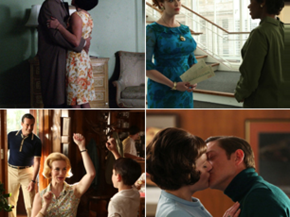 The Most WTF? Moments of 'Mad Men' Season Six – Rolling Stone