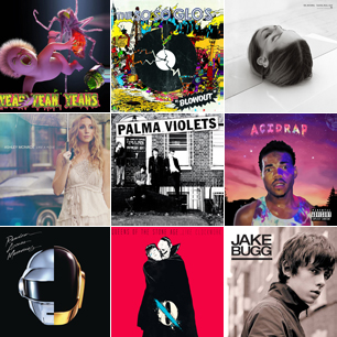 Best Albums of 2013: Mid-Year Report