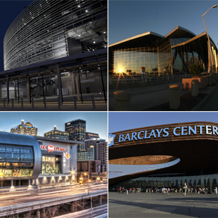 The Best Arenas and Stadiums in America