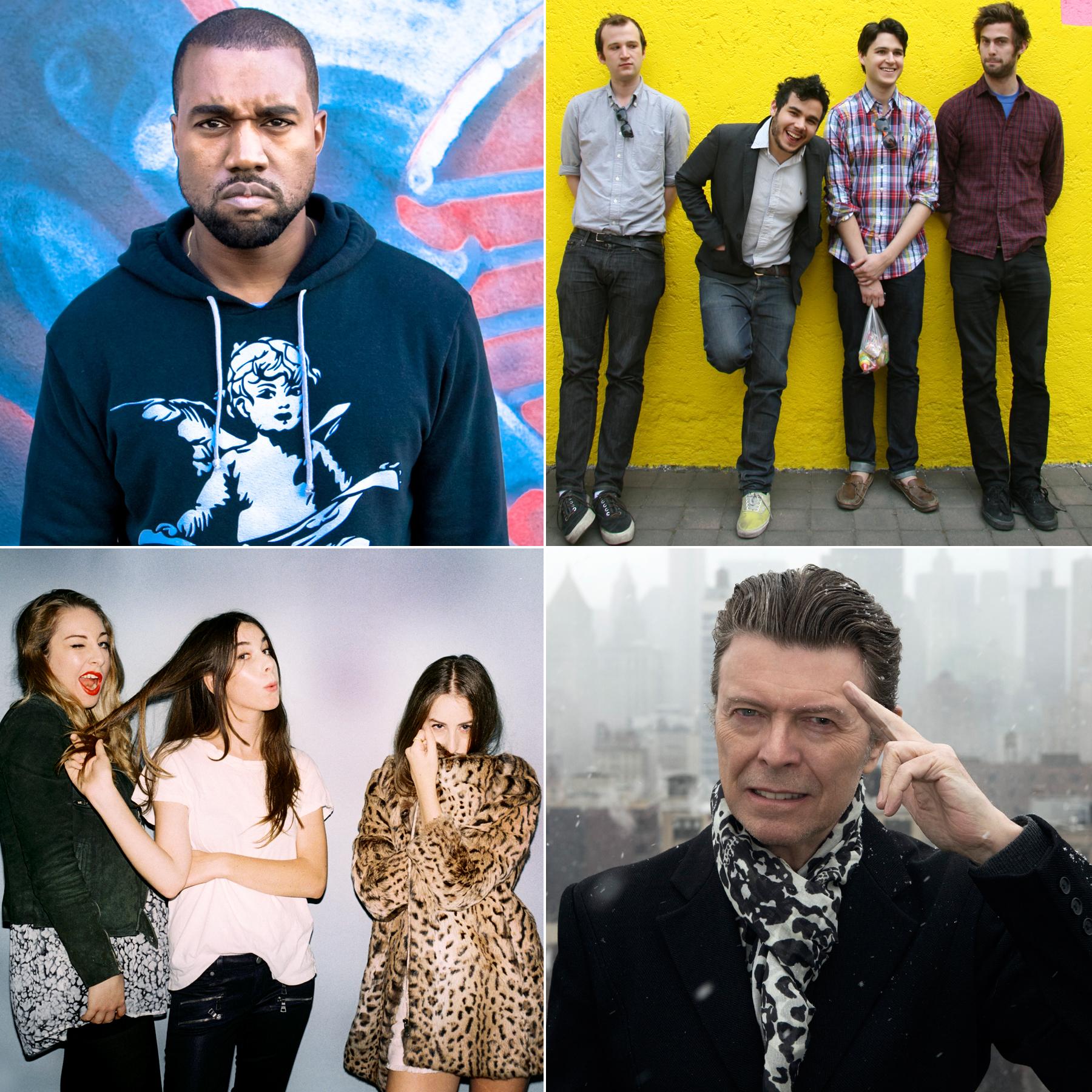 50 Best Albums of 2013