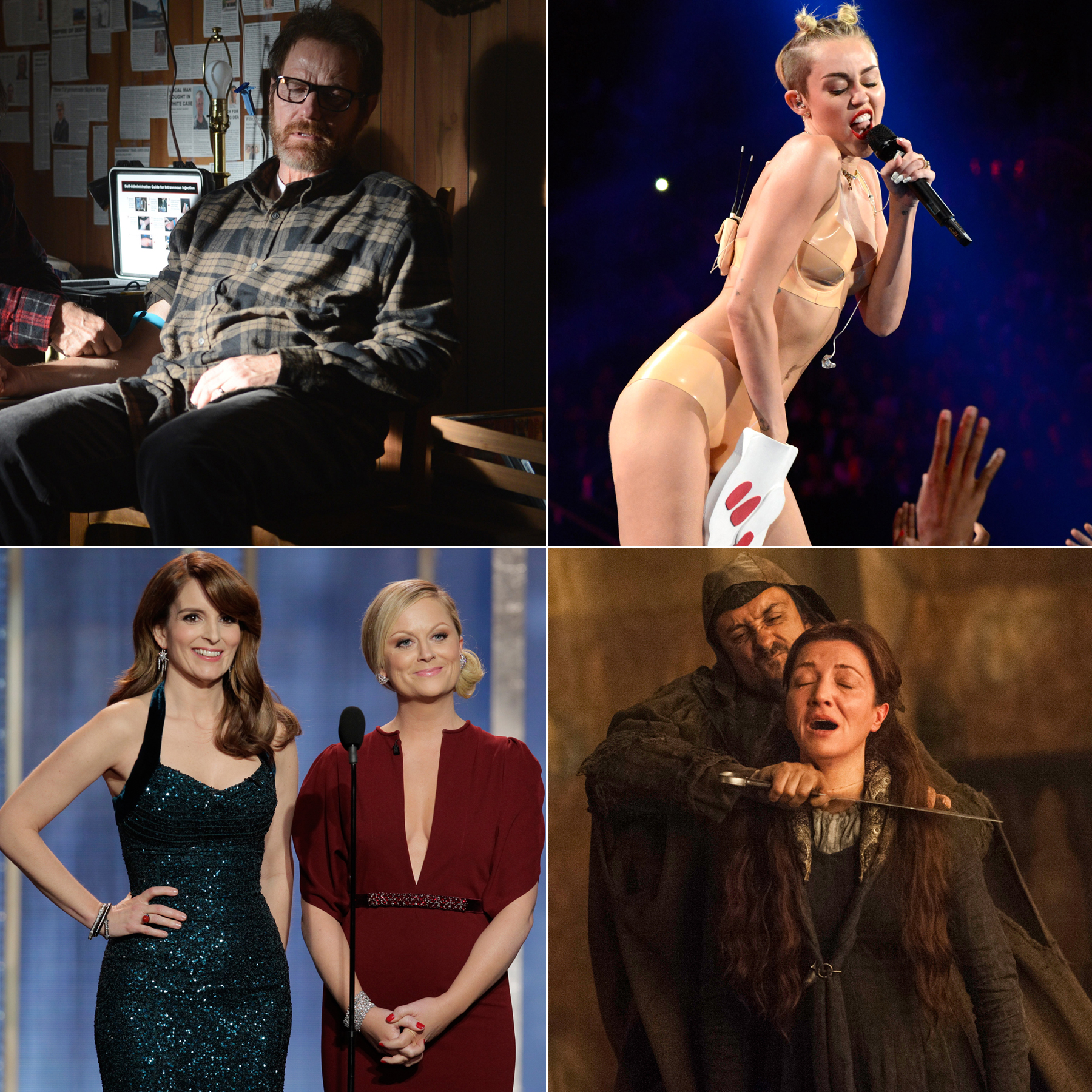 20 Best TV Moments of 2013