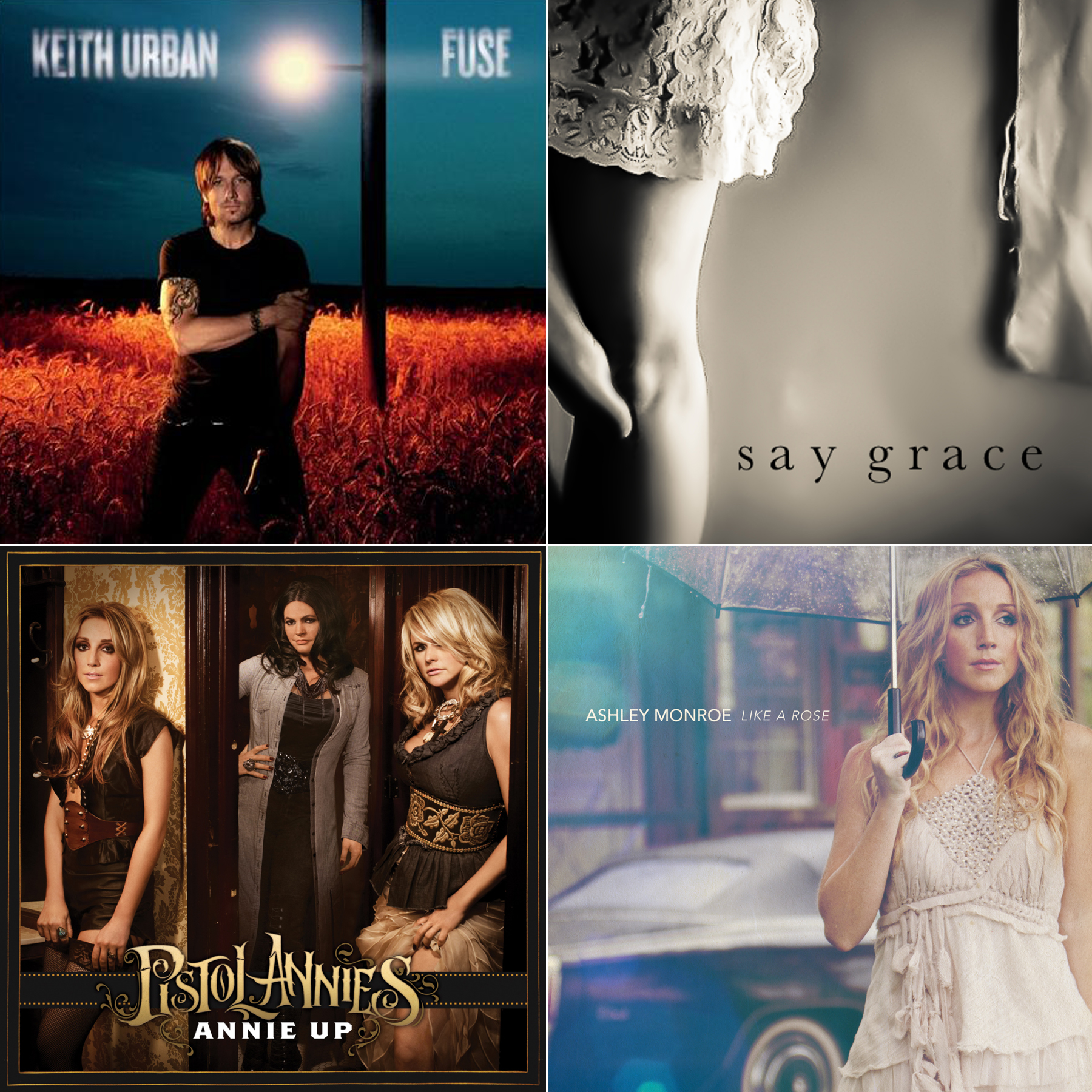 10 Best Country Albums of 2013