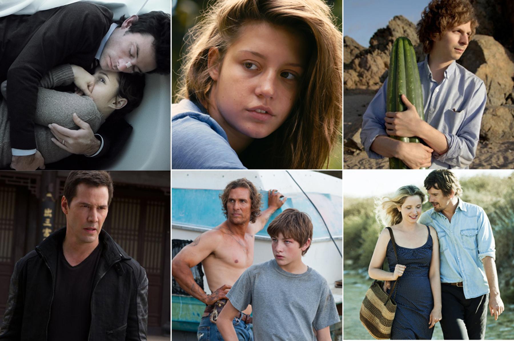 Eight Oddball Movies From 2013