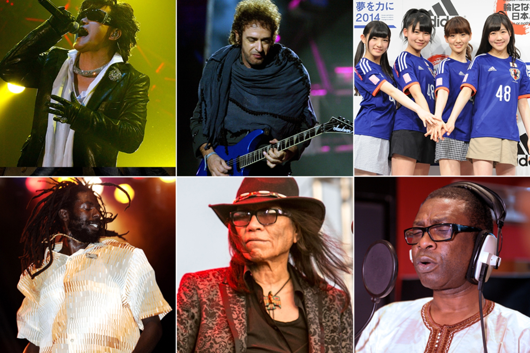 20 Hugely Popular Musicians Who Haven T Gotten Famous In America Yet Rolling Stone