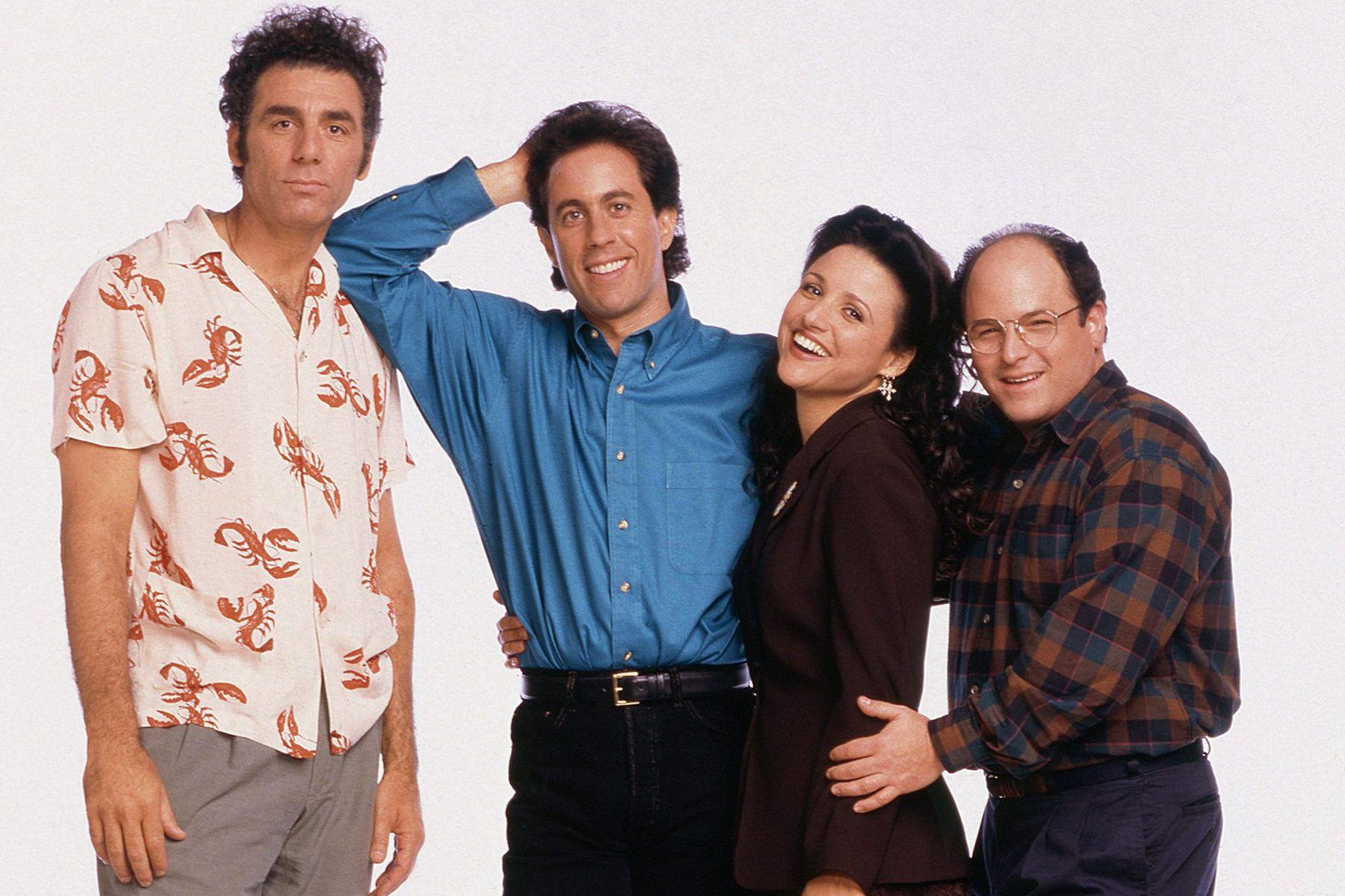 From Soup Nazis to Nuts: 100 Best 'Seinfeld' Characters