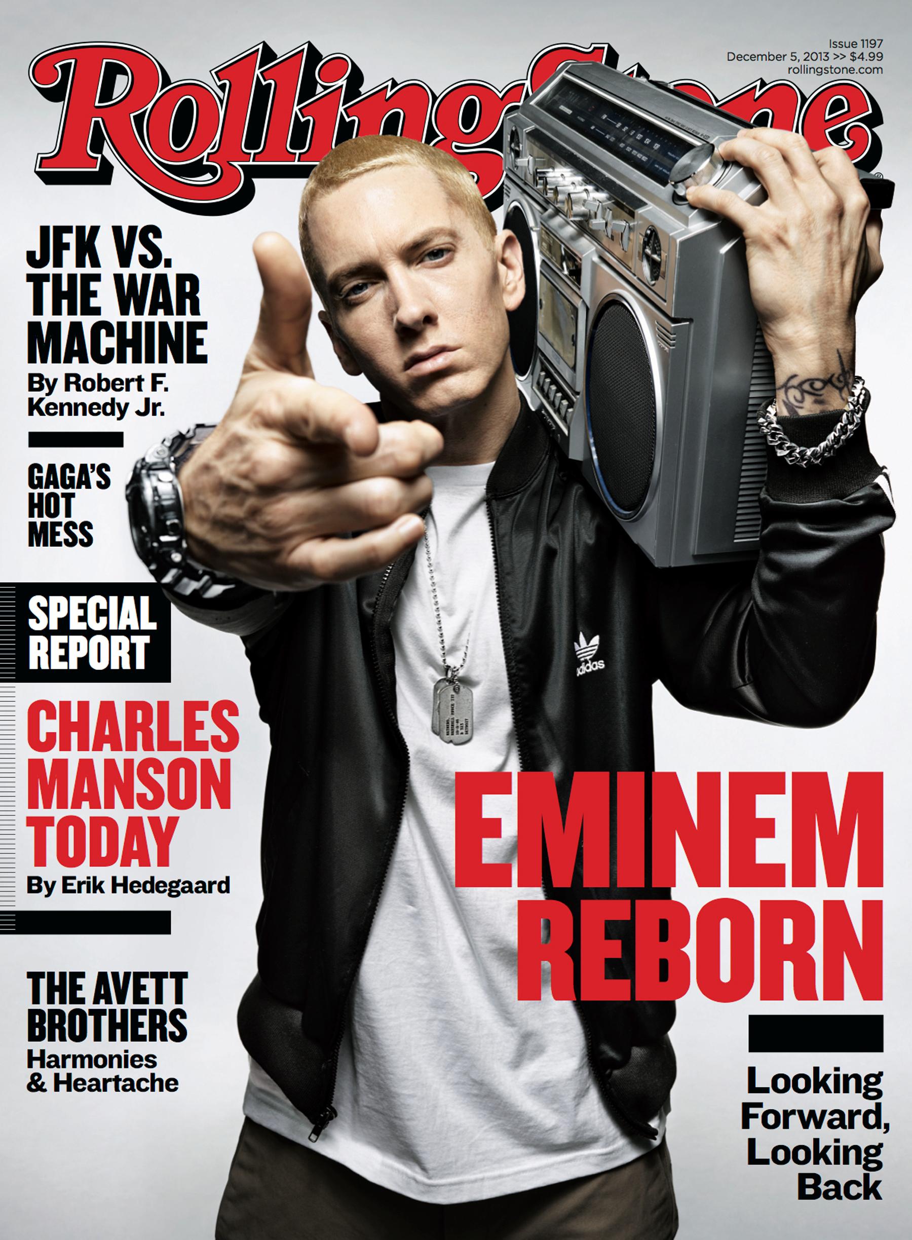 Eminem Talks Beastie Boys, Tupac and Biggie: Inside the ...