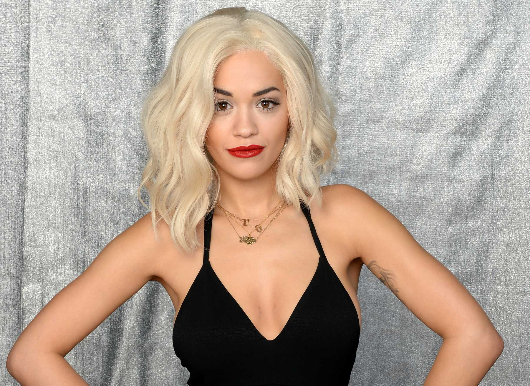 Rita Ora Joins 'Fifty Shades of Grey' Cast