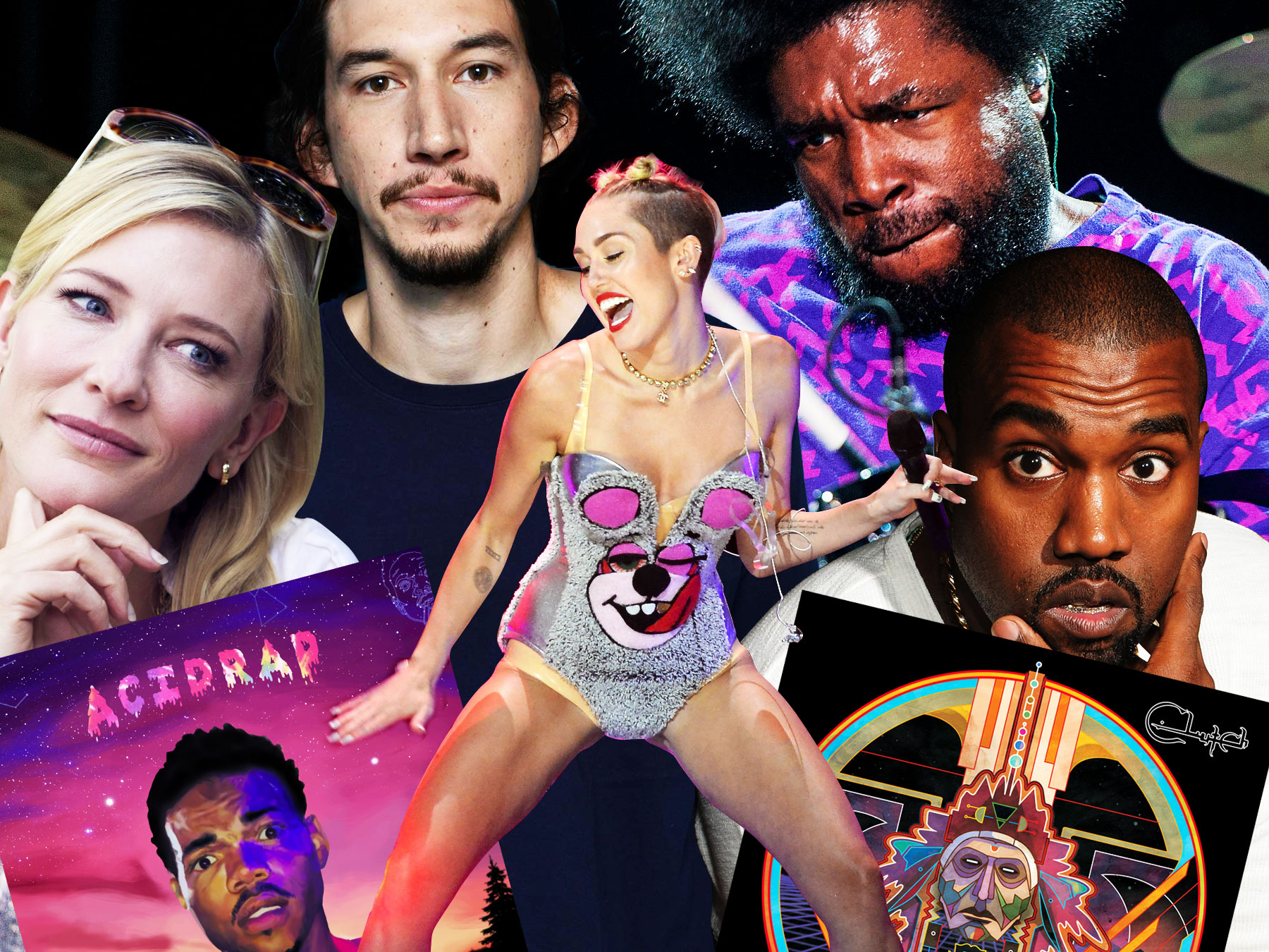 Rolling Stone's Best of 2013