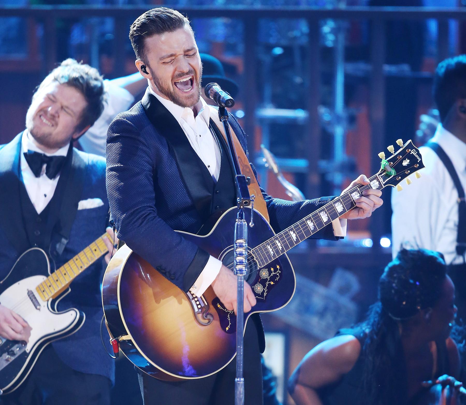 Justin Timberlake, Beyonce Have Top Selling iTunes Albums