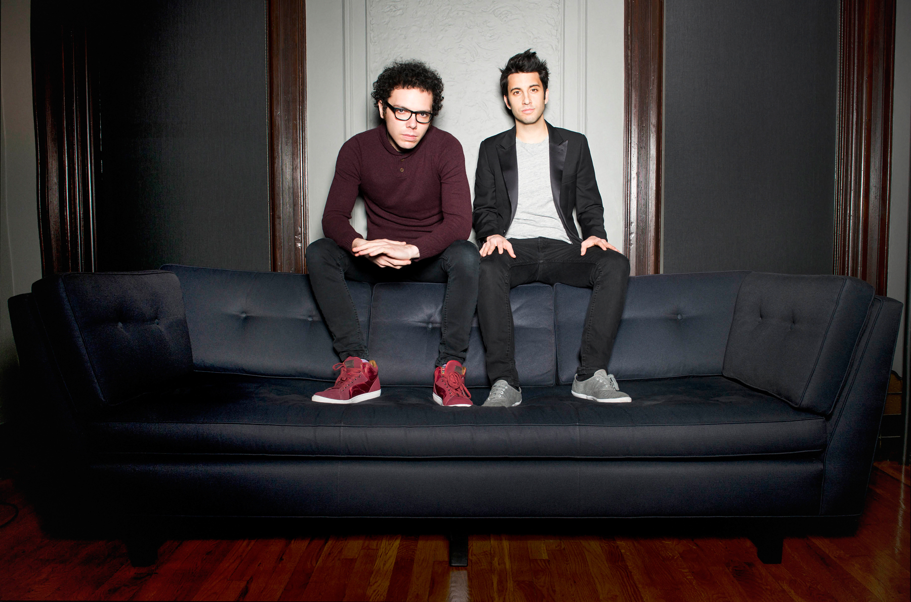 Meet A Great Big World, the New York Duo Behind 'Say Something'