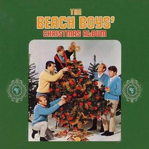 beach boys beach boys christmas album 1964