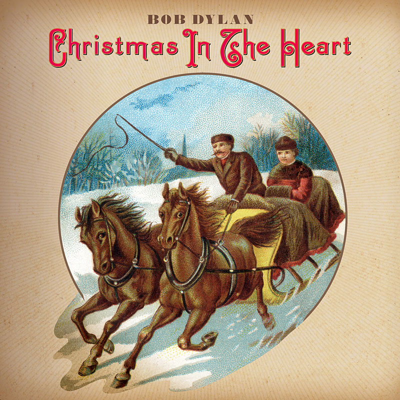 bob dylan christmas in the heart 2009 - Best Christmas Albums Of All Time