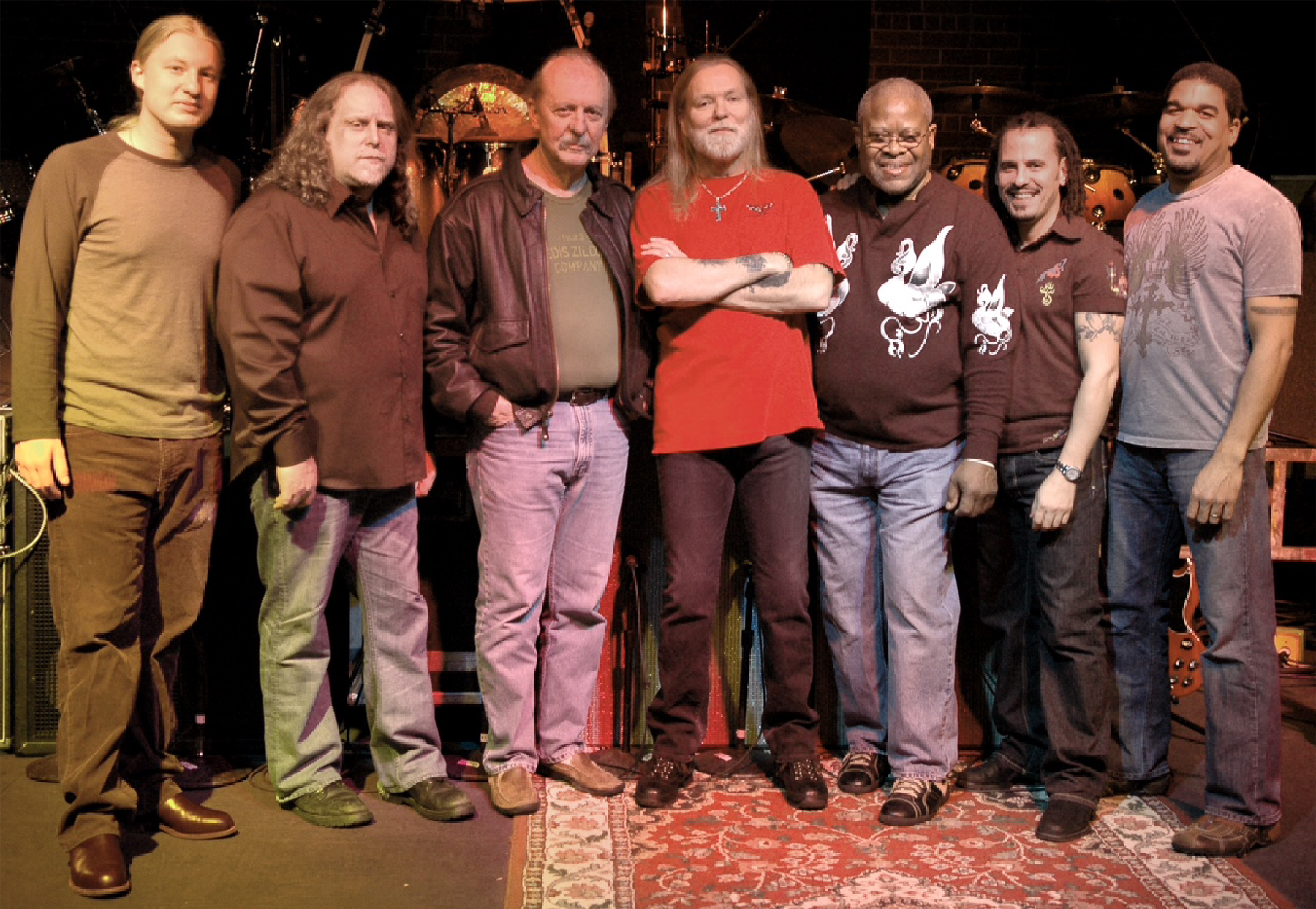 Allman Brothers Band Whip Up Another Beacon Theatre Run